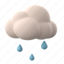 weather, rain, raining, cloud, cloudy, raindrops, forecast, season