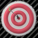 business, marketing, target, bullseye, arrow, bow, archery, sport