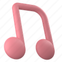 music, media, multimedia, sound, audio, musical, note