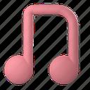 music, media, multimedia, sound, audio, musical, note, tone