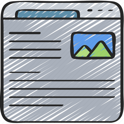 activities, blogging, hobbies, pastime, writing icon