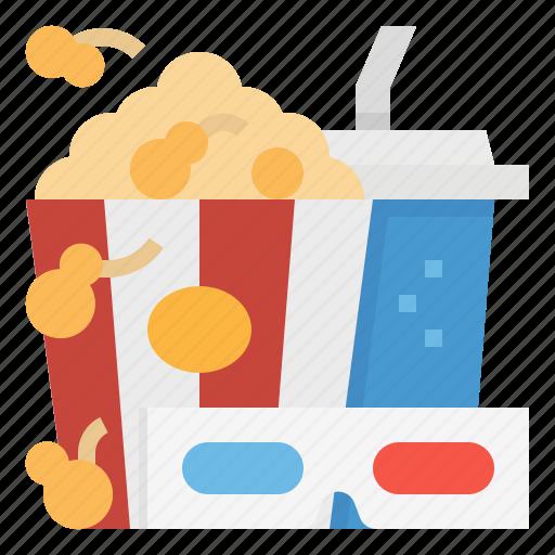 cinema, entertainment, film, movie, video icon