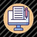 writing, blog, editing, blogging, edit