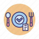 critic, food, food critic, food review icon
