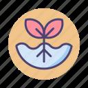 agriculture, farming, gardening, hydroponic, hydroponic gardening icon