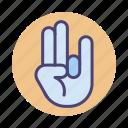 hand sign, meditate, meditation icon