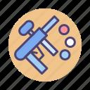 paintball, paintball gun icon
