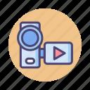 handycam, logging, video, video logging, videography, vlog, vlogging