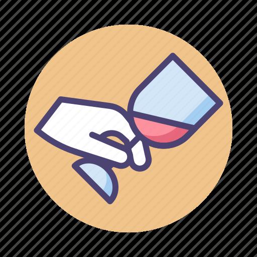 Tasting, wine, wine glass, wine tasting icon - Download on Iconfinder