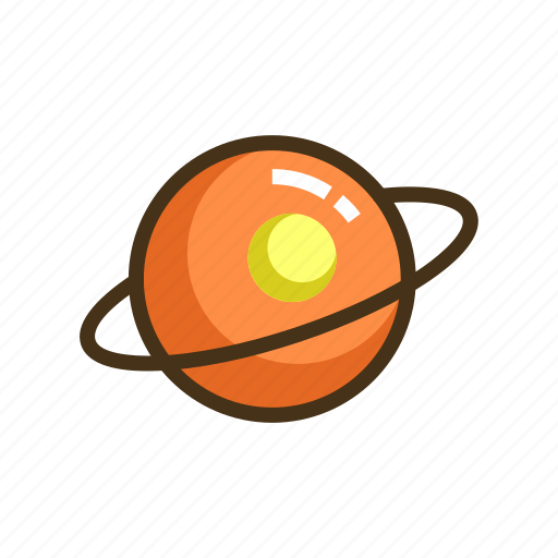 Astronomy, galaxy, planet, saturn, universe icon - Download on Iconfinder