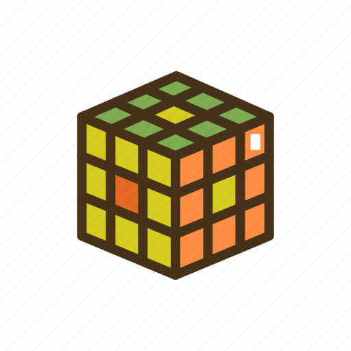 Cubing, rubik's cube, rubiks cube icon - Download on Iconfinder