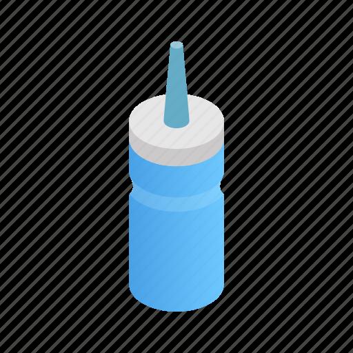 athlete, bottle, drink, goalkeeper, isometric, sport, water icon