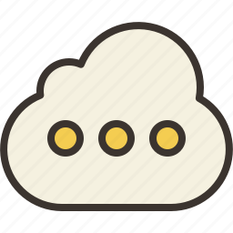 cloud, connection, network, upload icon