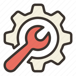 control, maintenance, repair, settings, tool, wrench icon