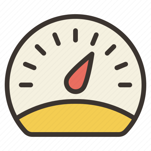 gauger, speedometer, tool, tools icon