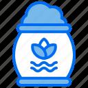 agriculture, compos, fertilizer, plant, soil icon