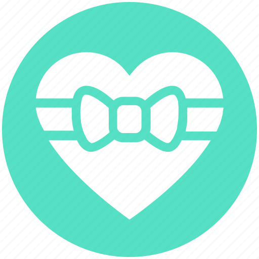 Gift, heart, holiday, love, present, romance, valentine icon - Download on Iconfinder