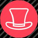 autumn, cap, hat, head, holiday, pilgrim, thanksgiving icon