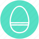 celebration, christmas, easter egg, egg, holiday, vacation icon