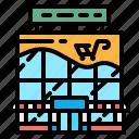 bag, department, shopping, store, supermarket icon