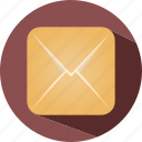 email, holiday, message, tourist, travel icon