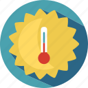 holiday, temperature, tourist, travel, weather icon