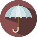 holiday, summer, tourist, travel, umbrella icon
