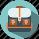 bag, handbag, holiday, tourist, travel icon