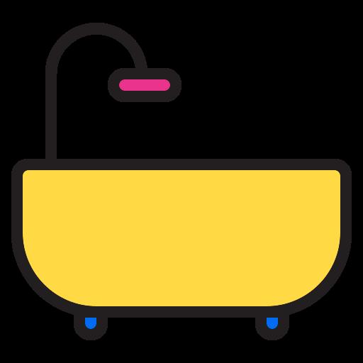 bathroom, building, holiday, hotel, summer, xmas icon