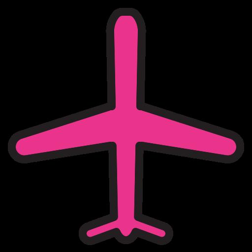 airplane, flight, holiday, plane, summer, travel, trip icon