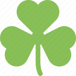 clover, leaf icon