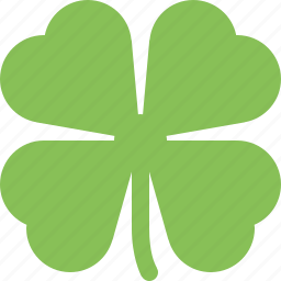 clover, leaf icon