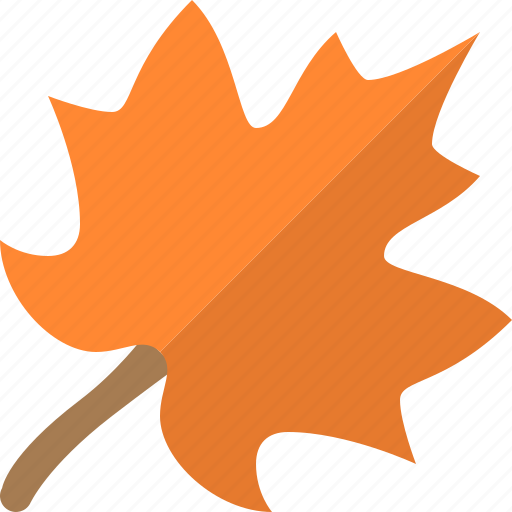 autumn, celebration & holidays, leaf icon