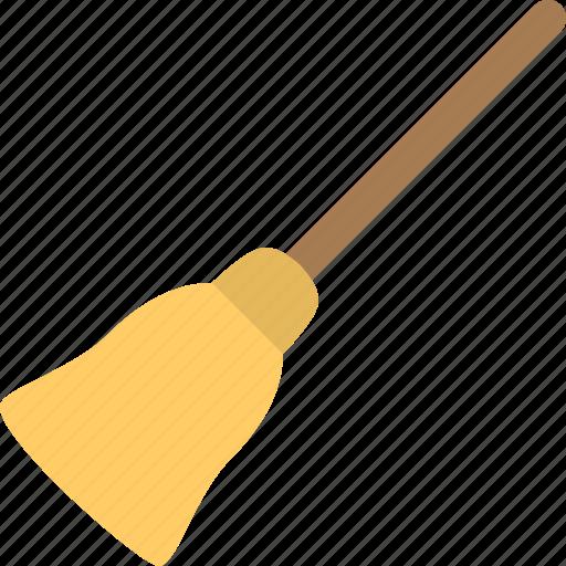 broom, clean, sweep icon