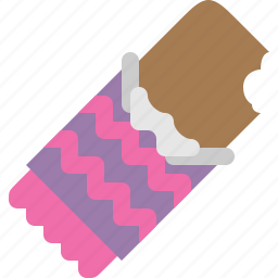 candybar, chocolate, sweets icon