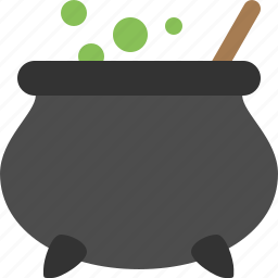 cauldron, celebration, celebration & holidays, pot icon
