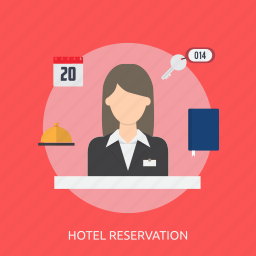 holiday, hotel, recreations, reservation icon