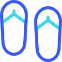 25px, iconspace, slippers icon