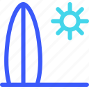 25px, board, iconspace, surfing icon