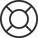 25px, buoy, iconspace icon