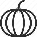 25px, iconspace, pumpkin icon