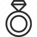 25px, iconspace, ring icon
