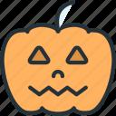 holidays, halloween, pumpkin