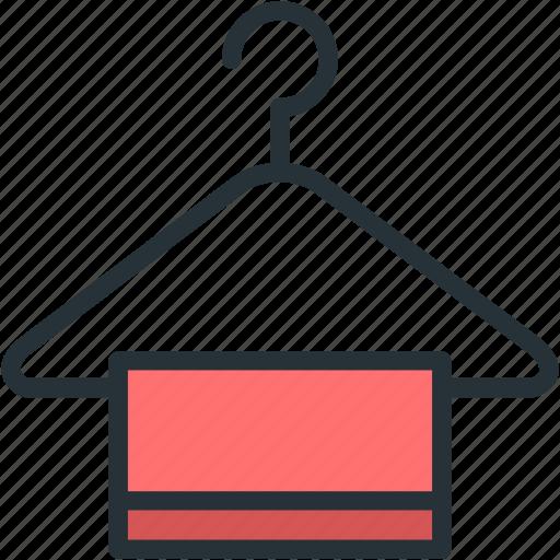 cloth, hanger, holidays icon