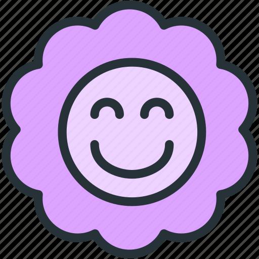 flower, holidays icon