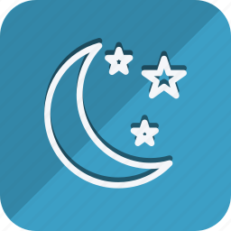 celebration, christmas, haloween, holiday, moon, winter, xmas icon