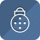 bauble, celebration, christmas, haloween, holiday, winter, xmas icon