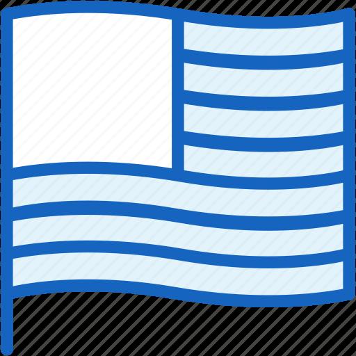 flag, holidays icon