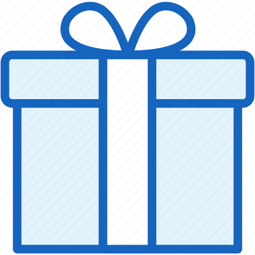 box, gift, holidays icon