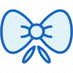 bow, holidays icon